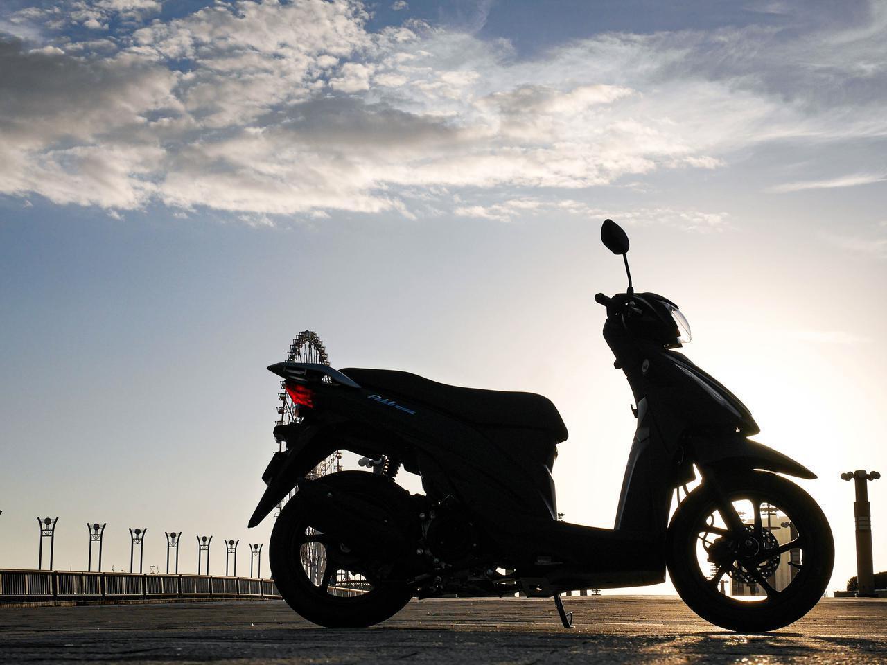 画像: 【ラクちん編】気が付かないレベルで『ラク』がいっぱい仕込んである! スズキ『アドレス110』は気配りの原付二種スクーターでした - スズキのバイク!