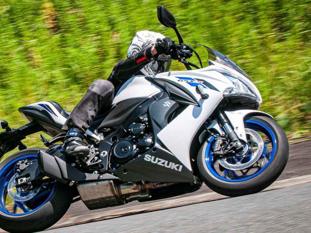 画像1: 愛せるバイクとしての土台がGSX-S1000Fには揃ってる