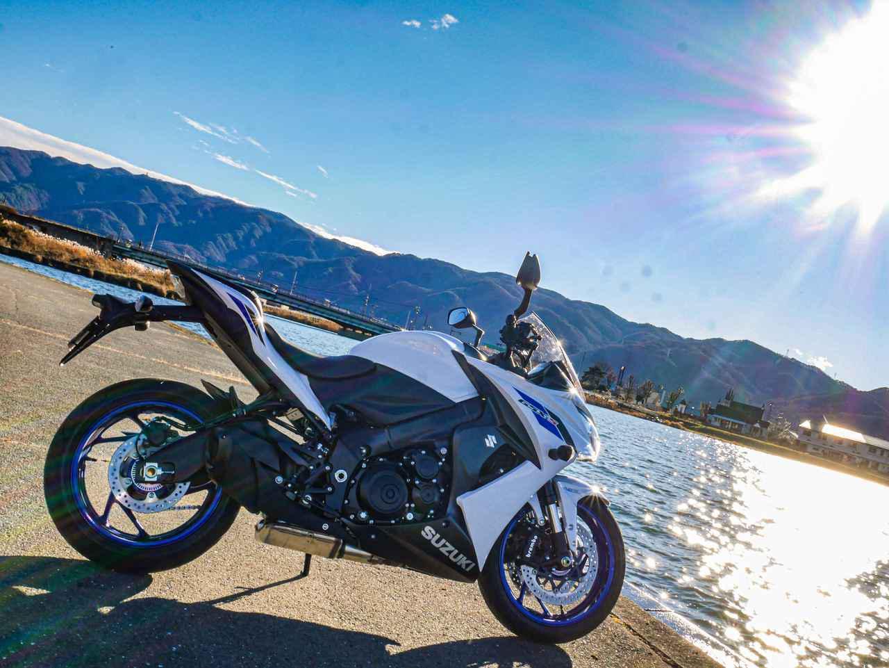 画像2: 愛せるバイクとしての土台がGSX-S1000Fには揃ってる