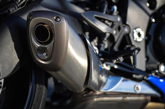 画像3: GSX-S1000の装備/ディテールを解説!