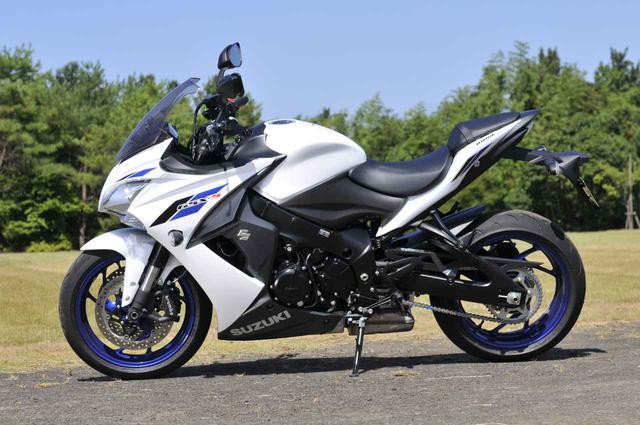 画像2: スズキの大型バイク『GSX-S1000F(2020)』を解説します!