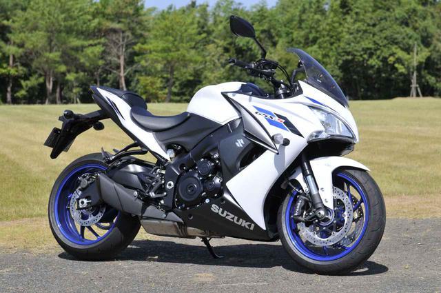 画像1: スズキの大型バイク『GSX-S1000F(2020)』を解説します!
