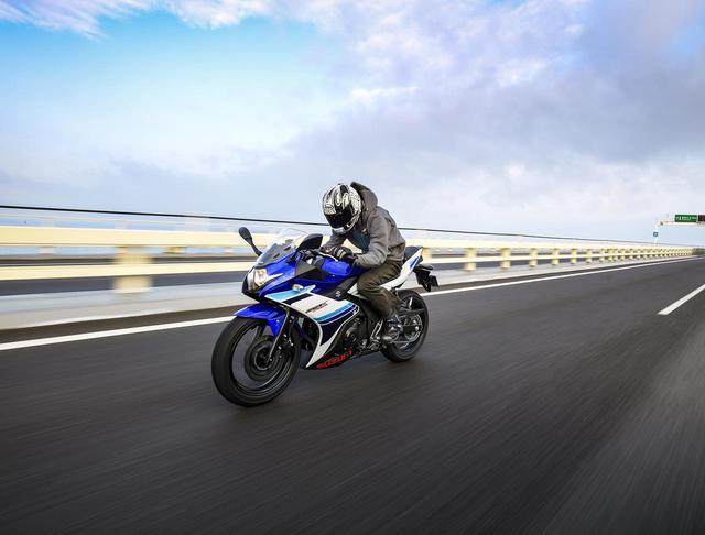 画像: 【関連記事】ここにきてGSX250Rが逆に目立つ! 他の250ccには無い『バイク初心者も自信が持てる理由』って何だ? - スズキのバイク!