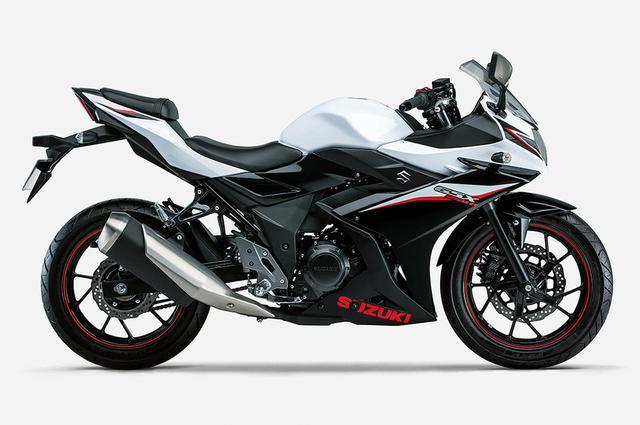 画像1: 【新車】スズキの人気250ccバイク『GSX250R』にABS仕様が追加! ABSあり・無しで買うならどっち? 価格と発売日は?