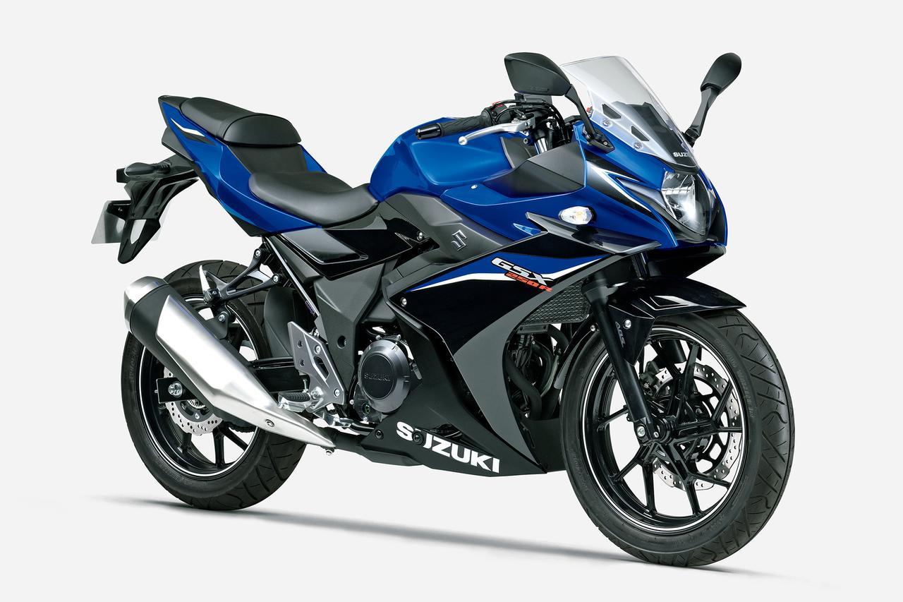 Images : 6番目の画像 - 【写真8枚】GSX250R ABS - スズキのバイク!- 新車情報や最新ニュースをお届けします