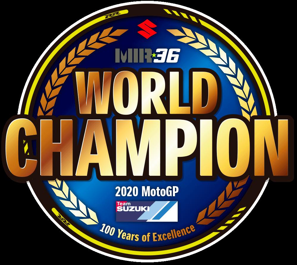 画像: 2020 MotoGP ジョアン・ミル選手 チャンピオン獲得特設サイト | スズキ