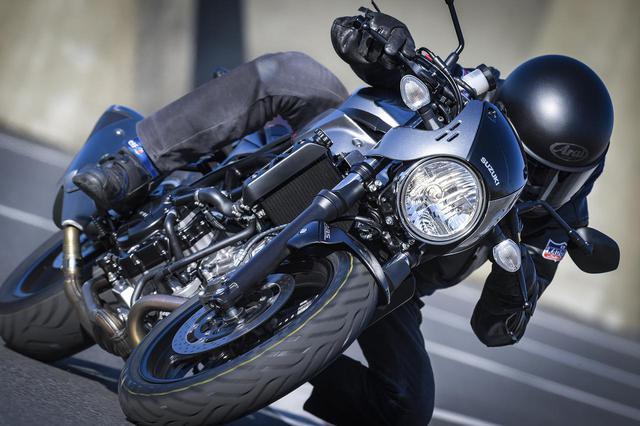 画像3: タイトな峠なら、後ろにつかれたくないバイクのひとつ