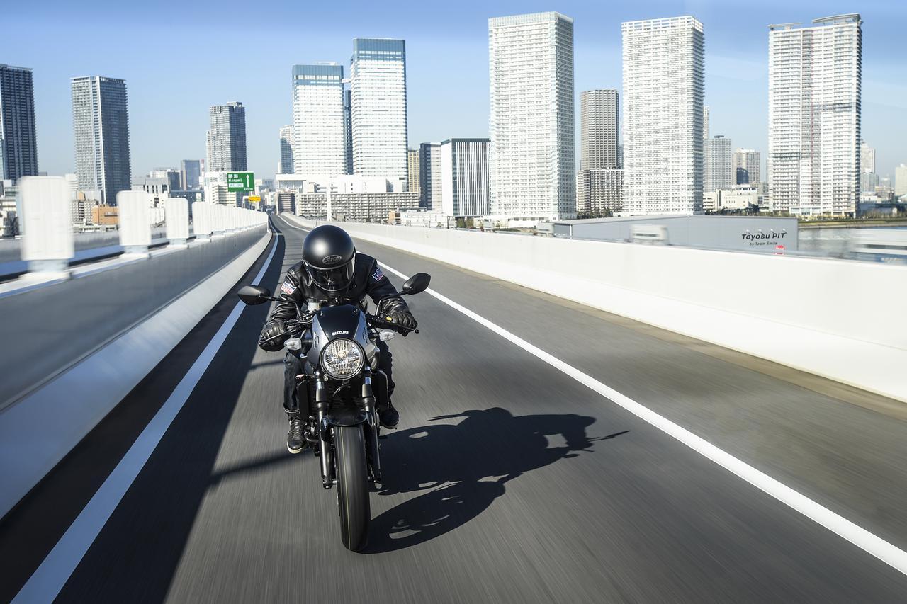 画像4: タイトな峠なら、後ろにつかれたくないバイクのひとつ