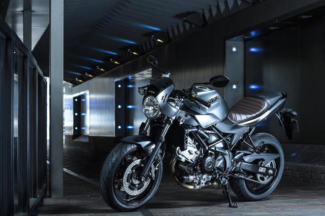 画像1: そこで活きる『SV650X』というバイク