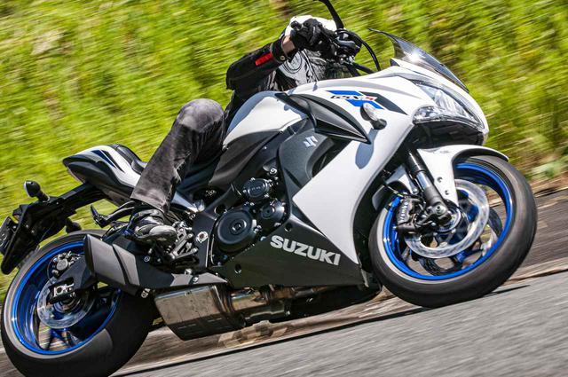 画像: 峠のスーパースポーツ・キラー!GSX-S1000Fなら格上バイクに下剋上だって夢じゃない!? - スズキのバイク!