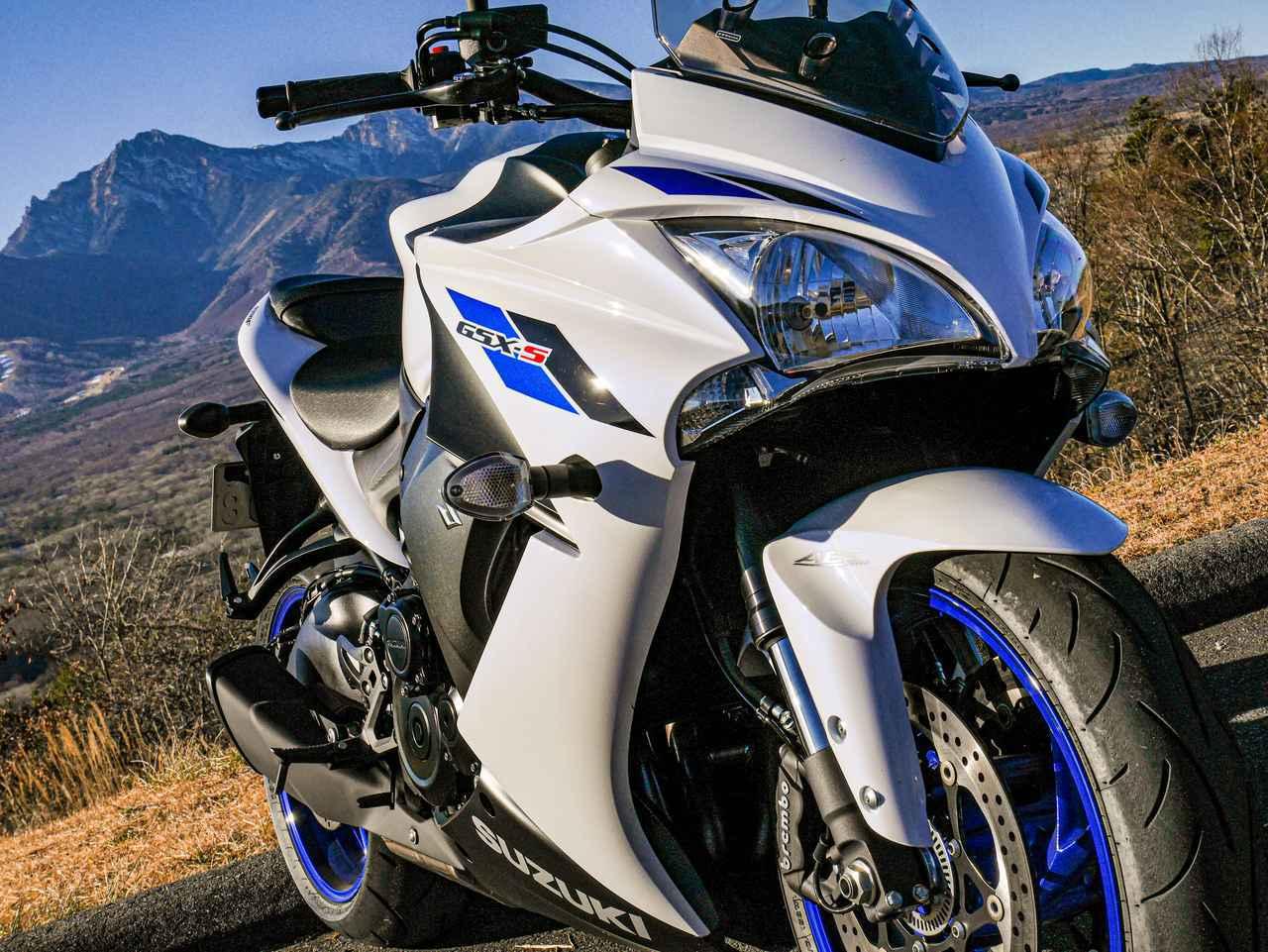 画像: 【カンタン5分】車載工具だけでスズキ『GSX-S1000F』が快適バイクにっ!? - スズキのバイク!