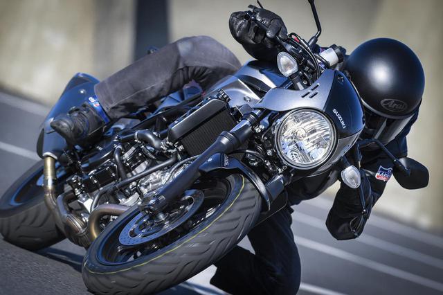 画像: お洒落バイクっぽいけど『SV650X』は、実は峠で後ろにつかれたくないバイクだったりする!? - スズキのバイク!