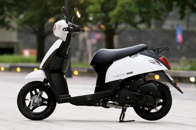 画像: 原付スクーターってこんなに燃費いいの!? スズキ『レッツ』に10日間乗って明らかになったこと - スズキのバイク!