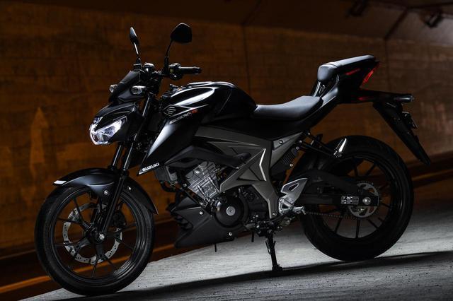 画像: 【中編】8000回転からの本領。125ccとは思えない『車体の完成度』に舌を巻く - スズキのバイク!