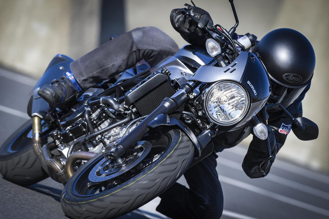 画像: お洒落バイクっぽい『SV650X』は、実のところ峠で後ろにつかれたくないバイクでもある!? - スズキのバイク!