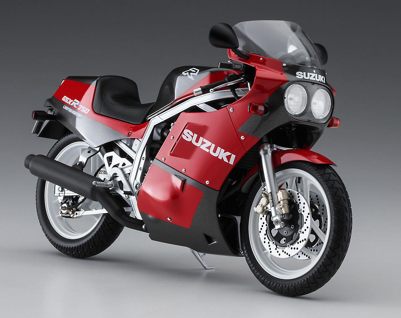 画像: 【新発売】見えないところもこだわって完全再現!スズキ『GSX-R750R』ヨシムラカラーの1/12スケールキットがカッコ良すぎるっ! - スズキのバイク!