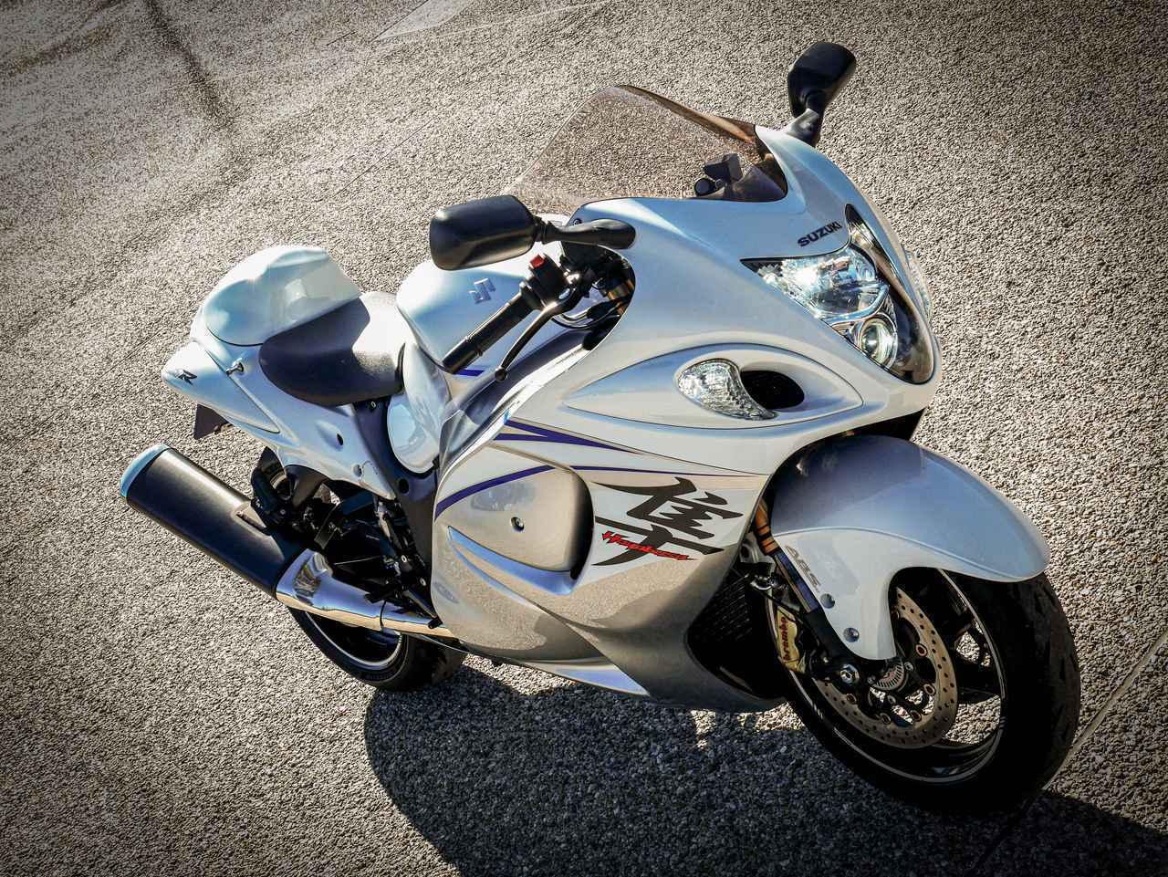 画像: 【LOVE隼】いつ乗っても幸せ。 やっぱりハヤブサはスズキの傑作すぎる大型バイク! - スズキのバイク!