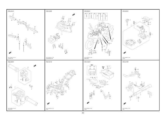 画像4: 【無料】スズキ車オーナー必見! 知ってる? 実は公式ホームページで『オーナーズマニュアル』と『パーツカタログ』がダウンロードできるんです!