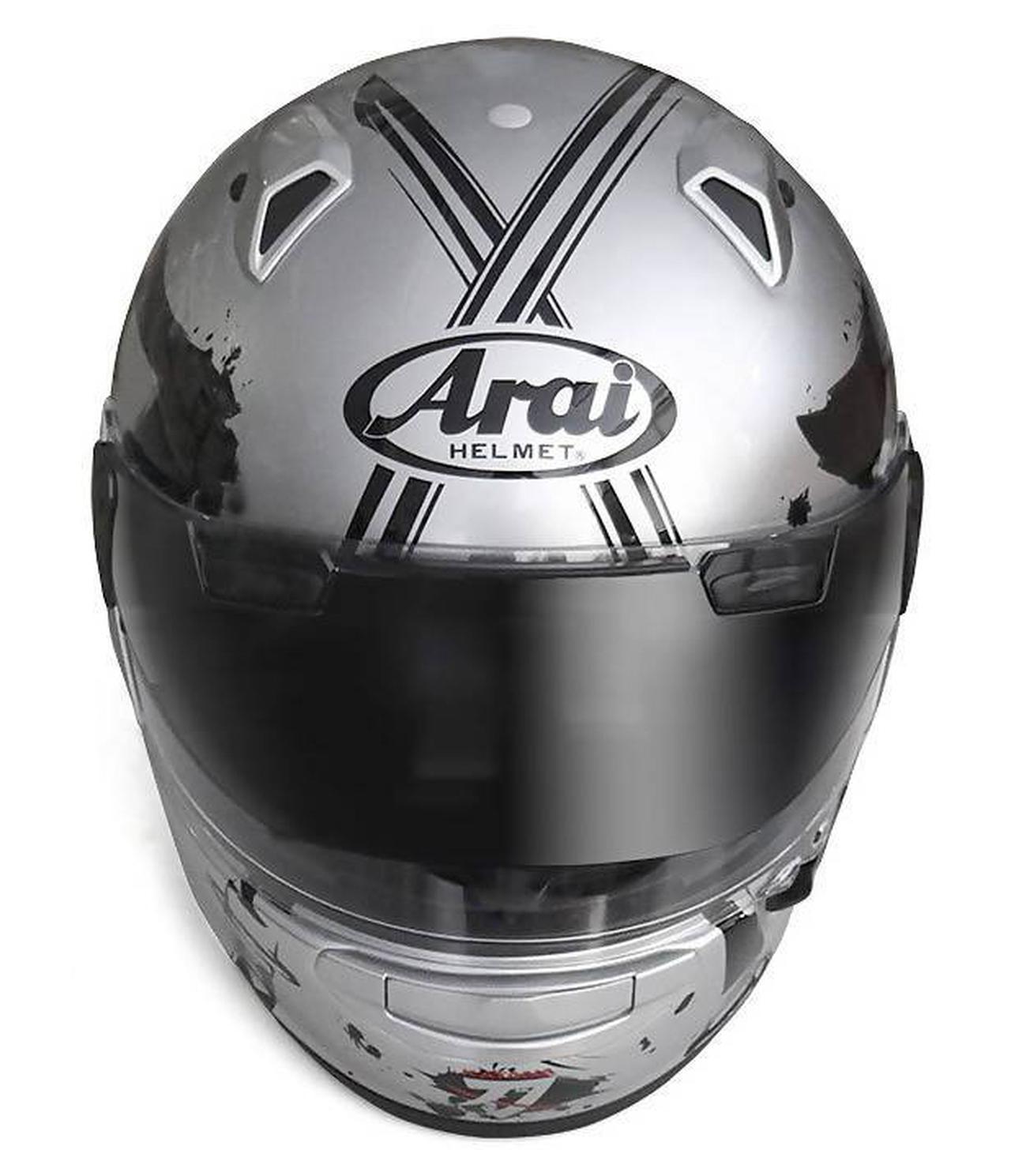 画像1: 【用品】受注生産の限定モデルだった『カタナヘルメット』がスズキの通販サイト「S-MALL」ならまだ手に入るかも!?【寝ても覚めてもスズキのバイク!/KATANA ヘルメット 編】