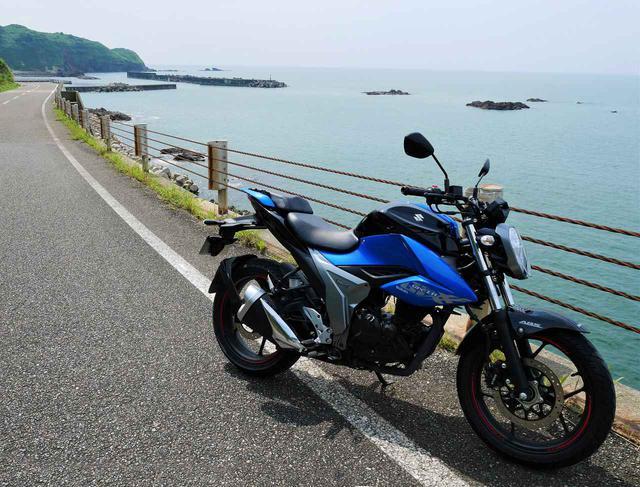 画像: 【ガソリン満タン】150ccバイクでどこまで走れる? 一般道で燃費王『ジクサー150』の真のチカラが目を覚ます - スズキのバイク!
