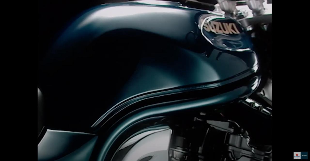 """画像2: スズキ""""ビッグネイキッド""""シリーズを支えたバンディット1200"""