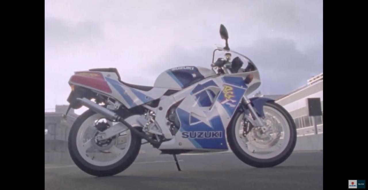 画像5: 2スト125cc水冷エンジンを積んだ原付二種のフルカウルスポーツ!