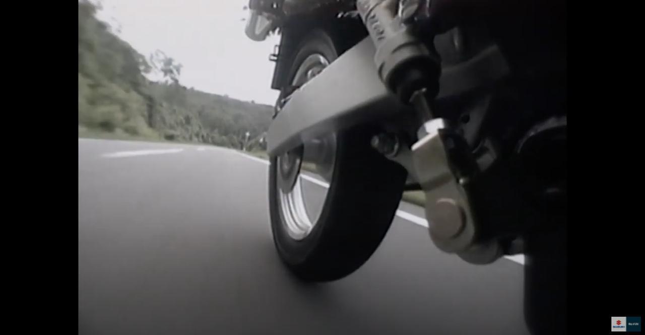 画像4: 40mmシート高を調整できたガチの『デカいオフロードバイク』