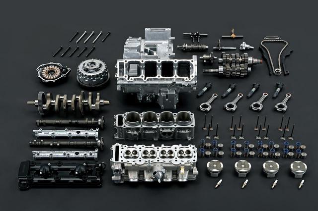 画像2: ここが核心。エンジン最高出力が190馬力!?