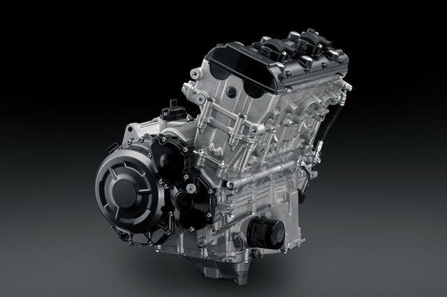 画像1: ここが核心。エンジン最高出力が190馬力!?