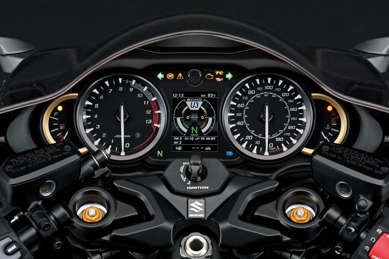 画像: パワーモードセレクターSDMSが『SDMS-α(Suzuki Drive Mode Selector Alpha )』に進化