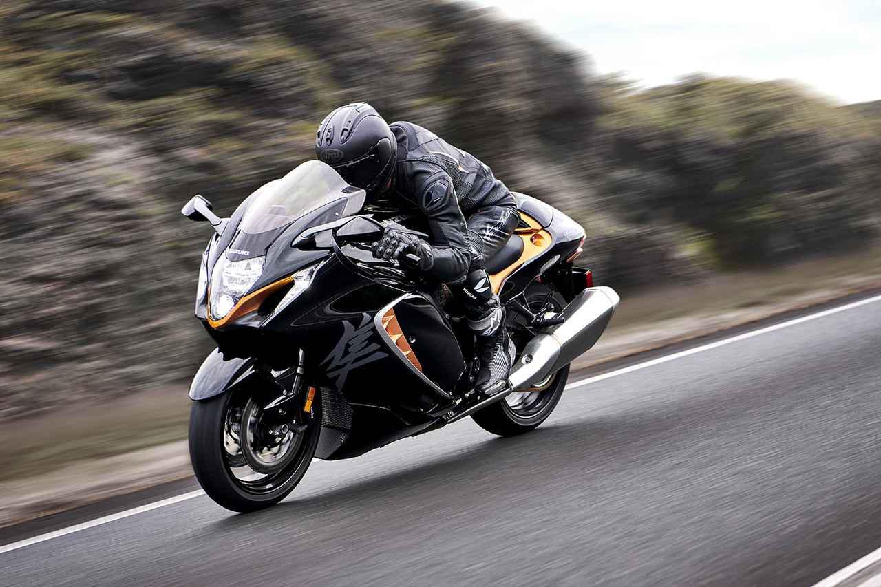 画像: なぜパワーダウンした? 新型『隼(ハヤブサ)』は最高出力が190馬力になった理由 - スズキのバイク!