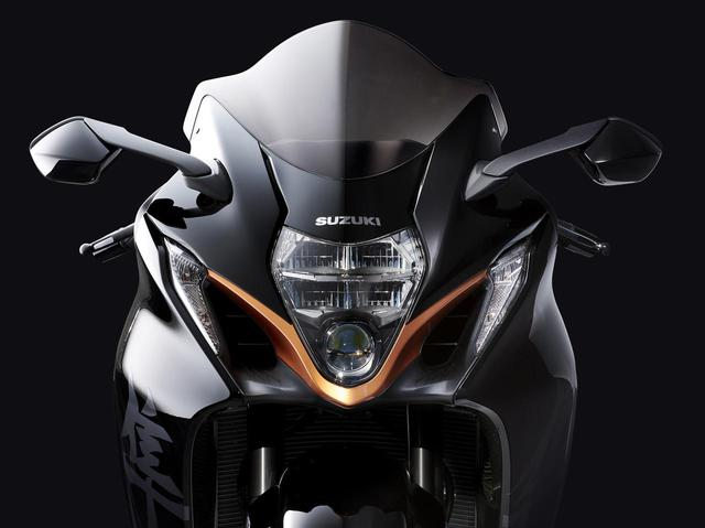 画像: 新型『隼』ついに発表。実益を取った最高出力190馬力の決断。あくまでハヤブサらしく、スズキらしくを貫いた!【スタイリング編】 - スズキのバイク!