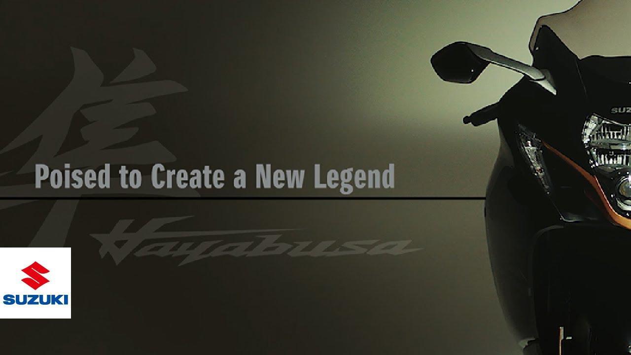 画像: Hayabusa  Official development team interview video : Poised to Create a New Legend   Suzuki www.youtube.com