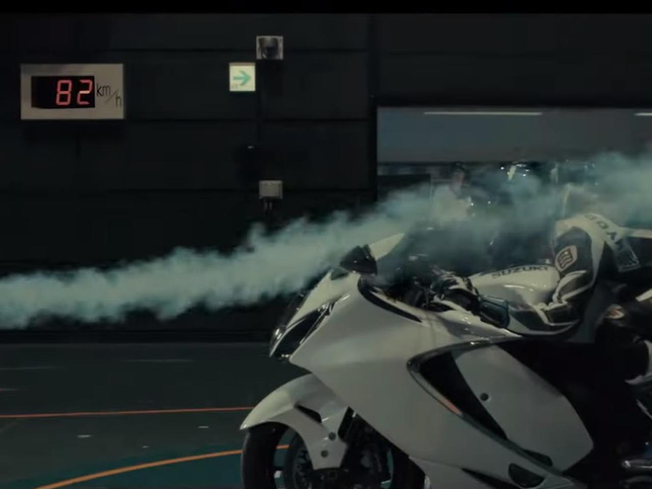 画像: 【おすすめ動画】ターボも、6気筒も、大排気量も全部やった。そのうえで新型ハヤブサは1340cc/190馬力を選んだ! 続々と衝撃事実が明らかに!? - スズキのバイク!