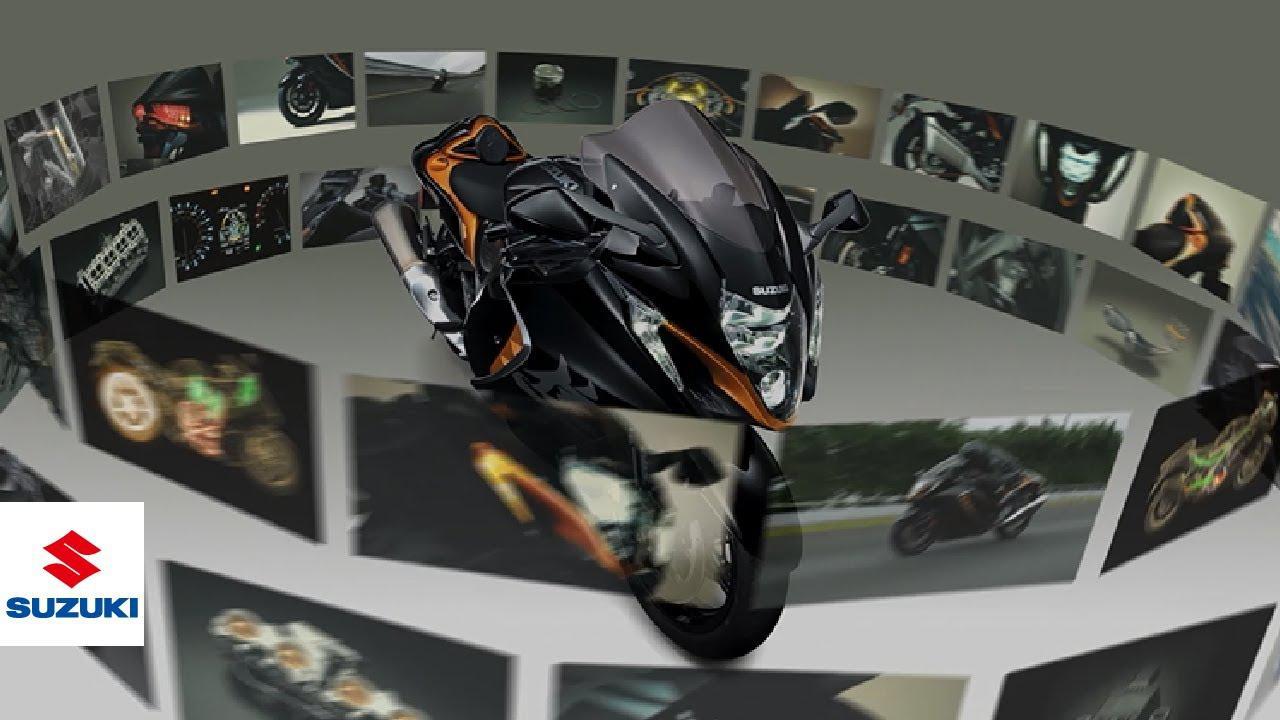 画像: Hayabusa | official technical presentation video = All version= | Suzuki www.youtube.com