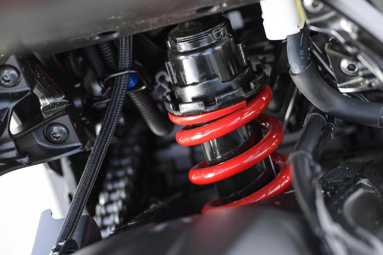 画像2: 「ブレーキが気持ちいい」ブレンボダブルディスクブレーキ