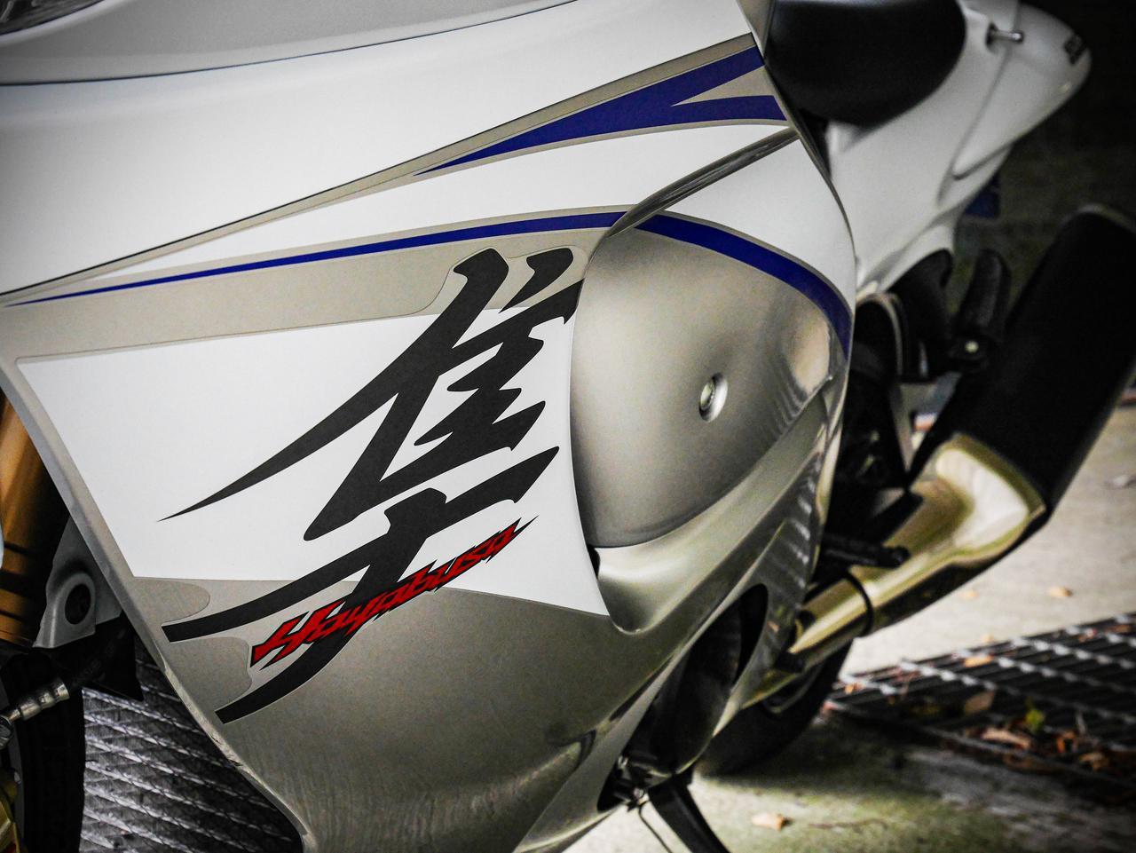 画像: スズキの隼(ハヤブサ)に『乗ってて良かった』と思う⑩のこと - スズキのバイク!