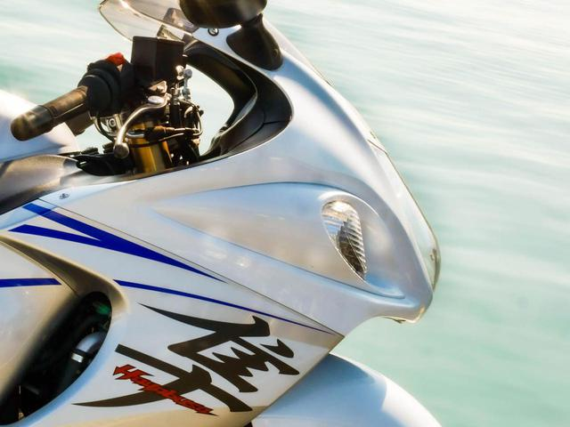 画像: 《後編》スズキの隼(ハヤブサ)に『乗ってて良かった』と思う⑩のこと - スズキのバイク!