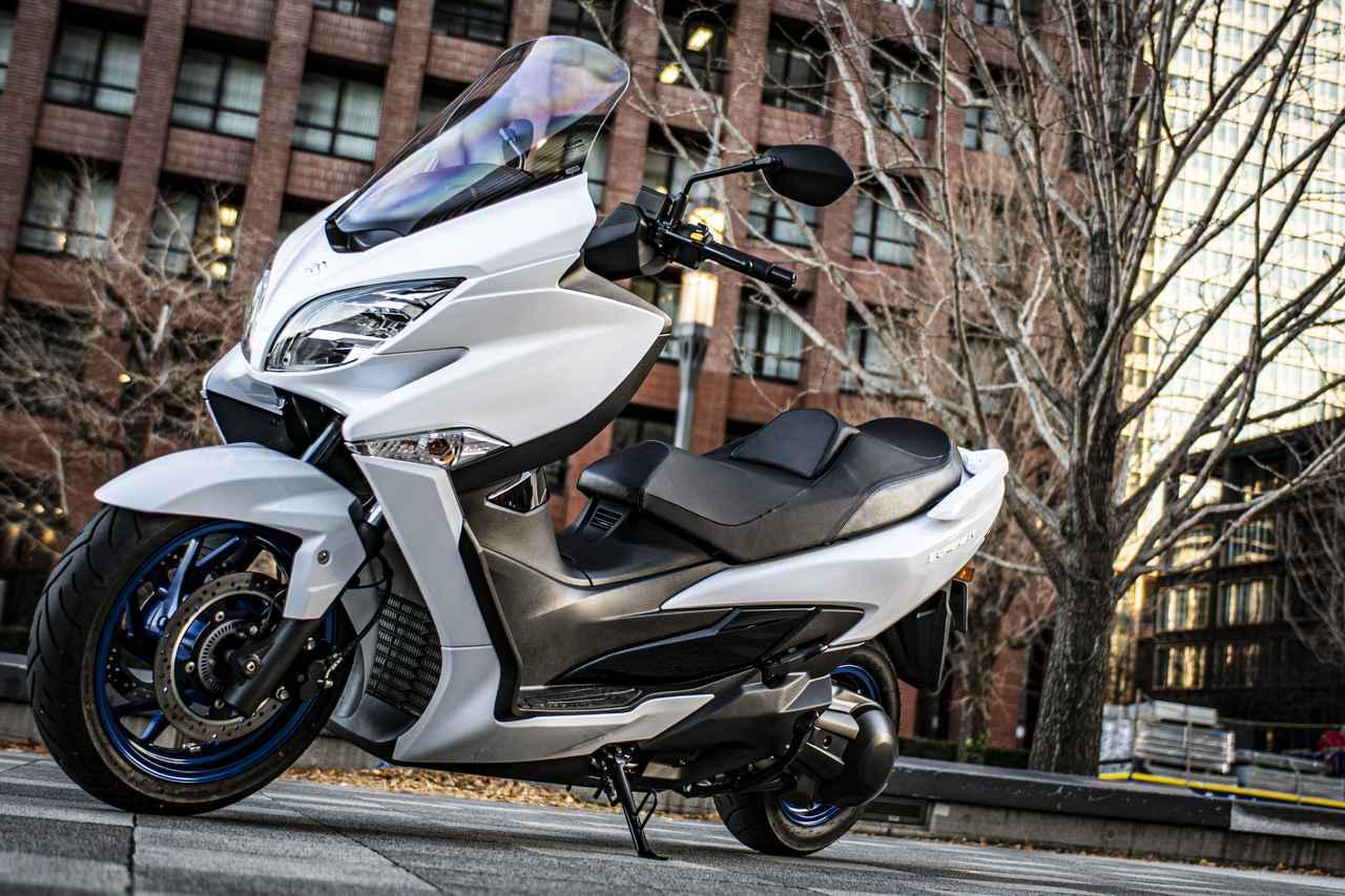 画像1: 今『400ccスクーター』って、どういう立ち位置なんだろう?