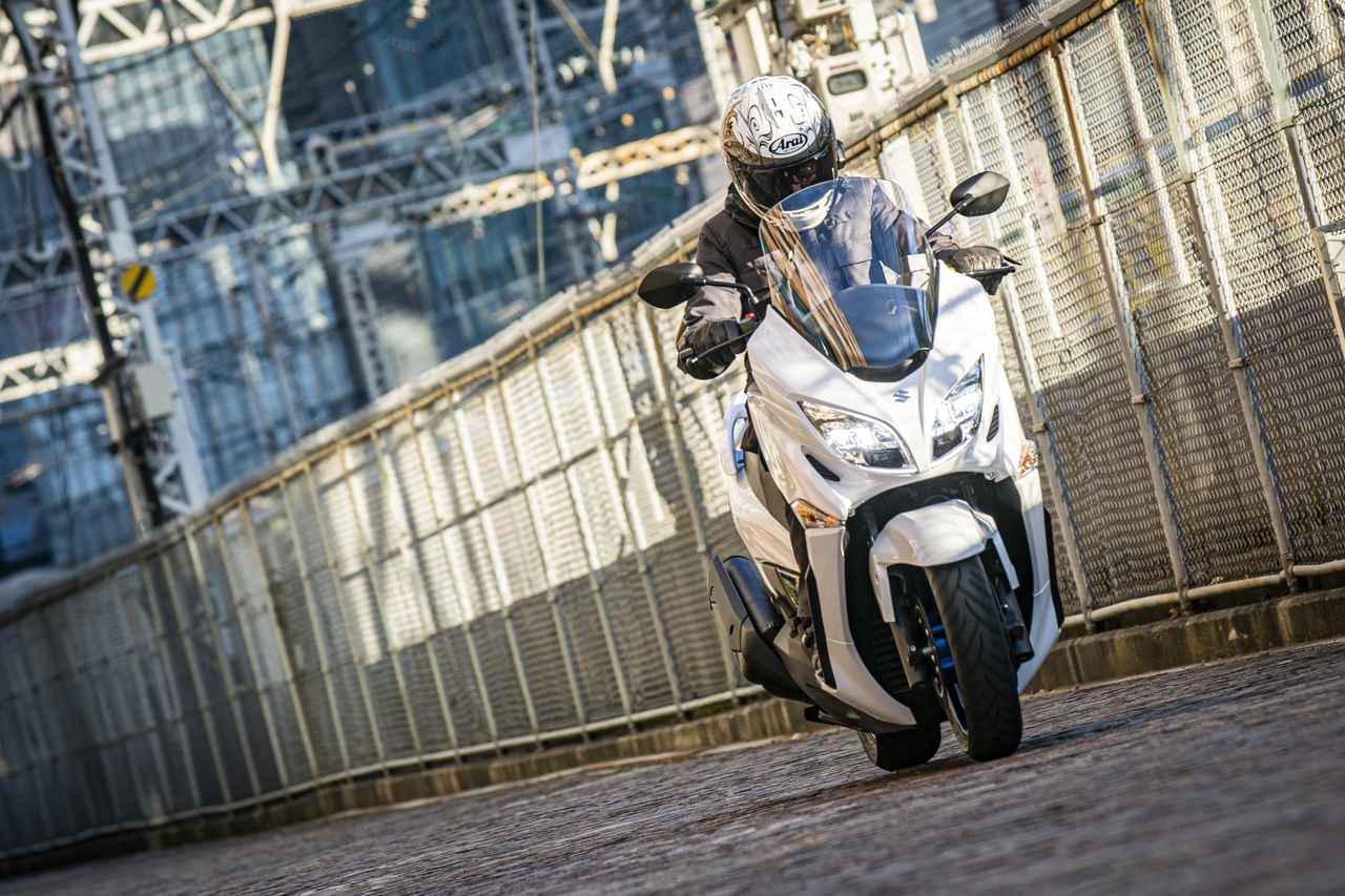 画像2: 今『400ccスクーター』って、どういう立ち位置なんだろう?