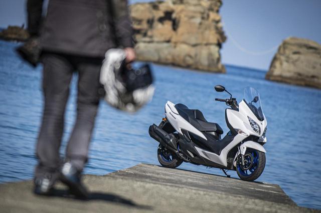 画像: バイク乗りとして人生初『400ccスクーター』でツーリングしてみます!