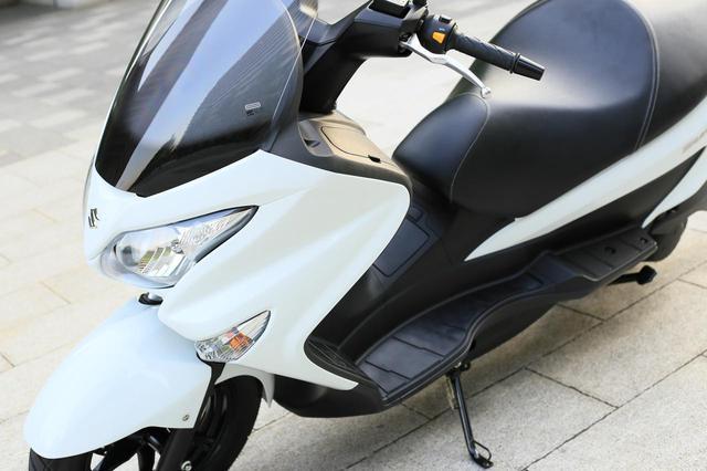 画像: コスパって費用対効果のこと。だったらバーグマン200は『高コスパ』だと言い切れる! - スズキのバイク!