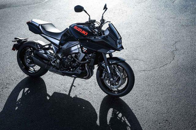 画像: 5000回転以下で走ると、スズキ『カタナ』は別の姿が見えてくる - スズキのバイク!