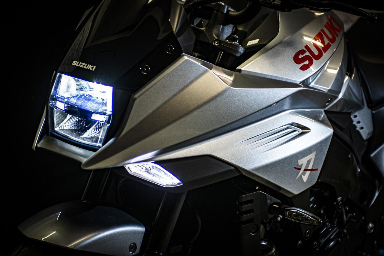 """画像1: バイクは""""カッコイイこと""""が絶対条件! いわゆる「カタナ世代」じゃないライダーは新生『KATANA』をどう感じる? - スズキのバイク!"""