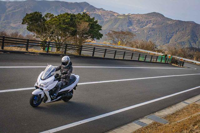 画像: 実力だけで考えると400cc以下でスズキ『バーグマン400』よりも快適なツーリングバイクは存在しないかもしれない - スズキのバイク!