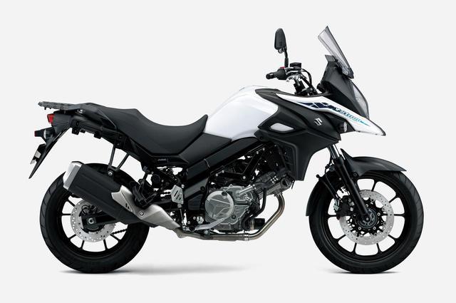 画像5: 【新車】クラスを超えすぎの650ccアドベンチャーバイク! スズキ『Vストローム650/XT』が2021年モデルとしてカラーチェンジ。価格と発売日は?【SUZUKI V-Strom650/XT】