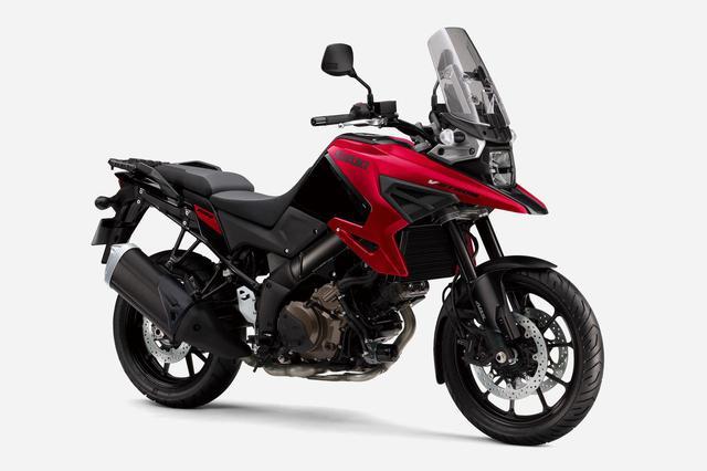 画像2: 【新車】スズキの大型アドベンチャーバイク『Vストローム1050/XT』が2021年カラーでちょっとイメージ変えてきた? 価格と発売日は?【SUZUKI V-Strom1050/XT】