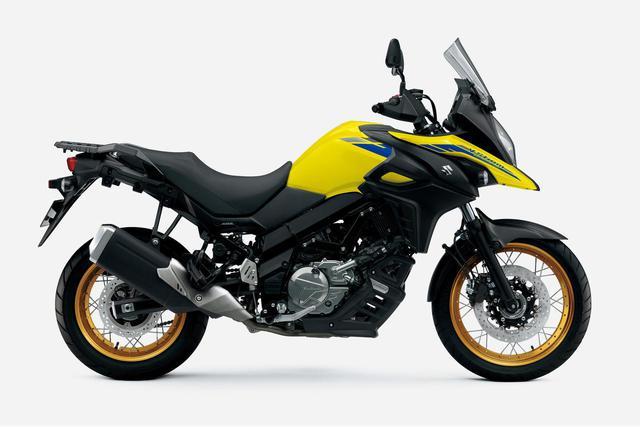 画像2: 【新車】クラスを超えすぎの650ccアドベンチャーバイク! スズキ『Vストローム650/XT』が2021年モデルとしてカラーチェンジ。価格と発売日は?【SUZUKI V-Strom650/XT】