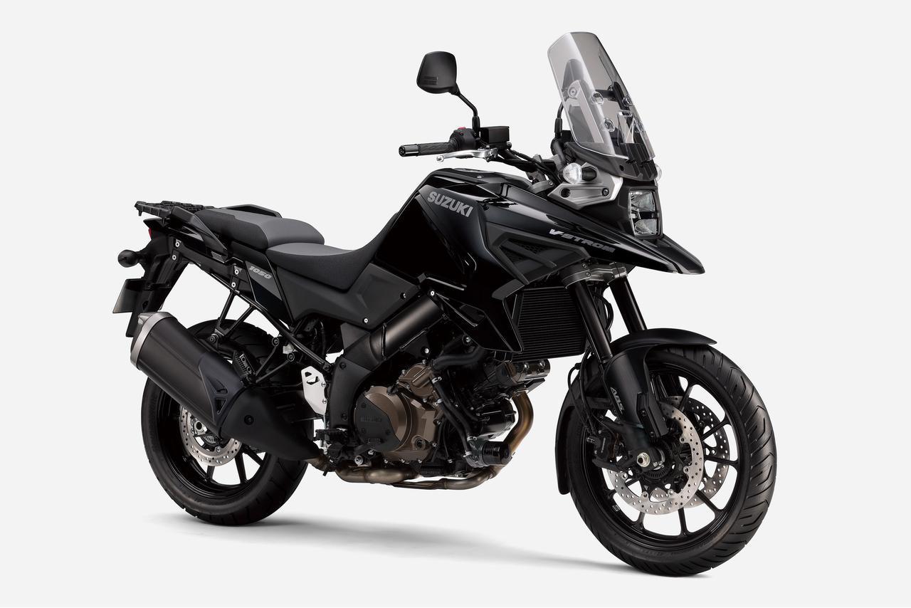 画像3: 【新車】スズキの大型アドベンチャーバイク『Vストローム1050/XT』が2021年カラーでちょっとイメージ変えてきた? 価格と発売日は?【SUZUKI V-Strom1050/XT】