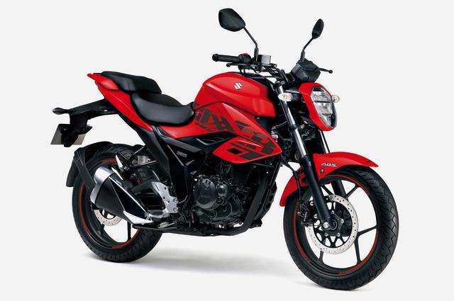 画像1: もう完全に150ccのバイクには見えない……